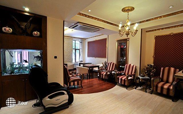 Allstar Nil Boutique Hotel 9