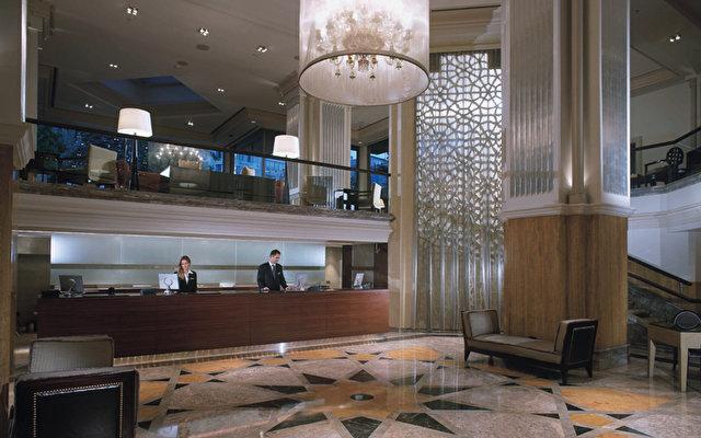 Grand Hyatt Istanbul (ex.hyatt Regency Istambul) 1