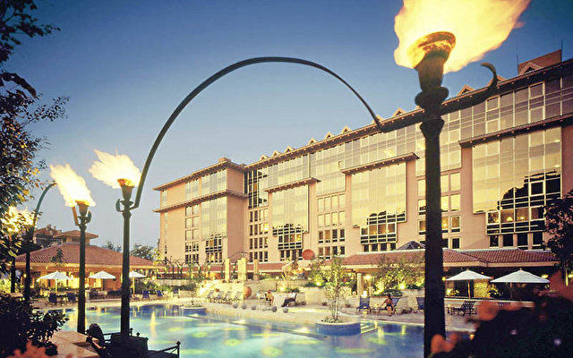 Grand Hyatt Istanbul (ex.hyatt Regency Istambul) 8