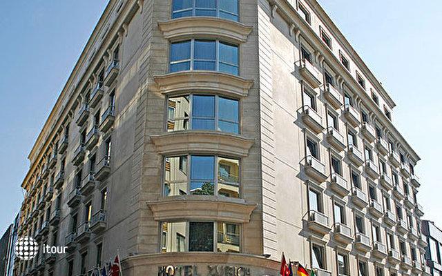 Hotel Zurich 2