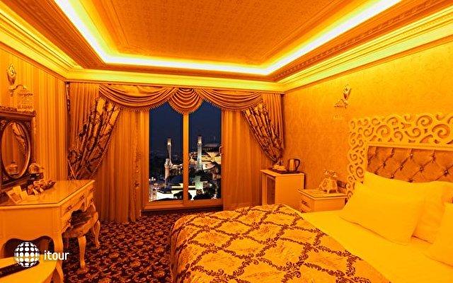 Deluxe Golden Horn Sultanahmet Hotel 10