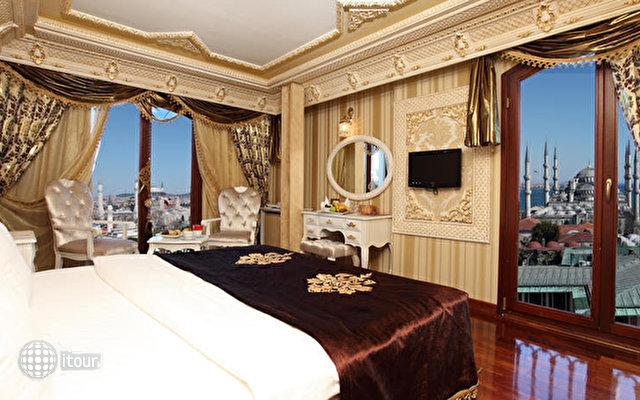 Deluxe Golden Horn Sultanahmet Hotel 8