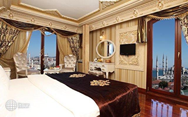 Deluxe Golden Horn Sultanahmet Hotel 7