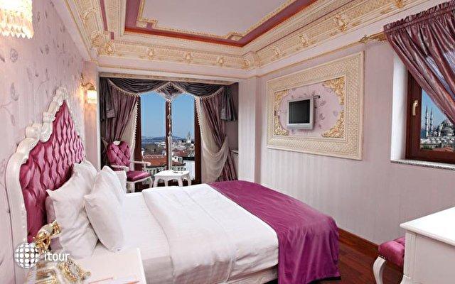 Deluxe Golden Horn Sultanahmet Hotel 5