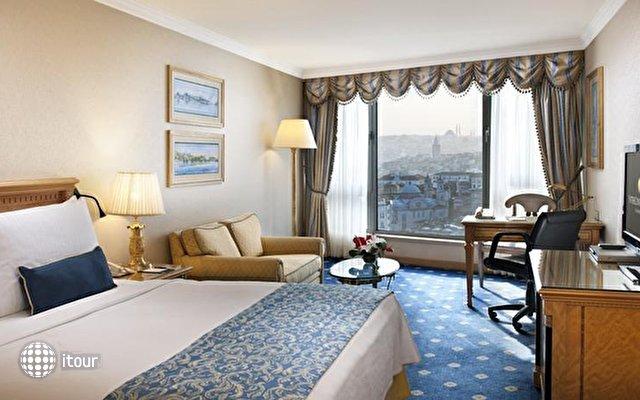 Intercontinental Ceylan Hotel Istanbul 2