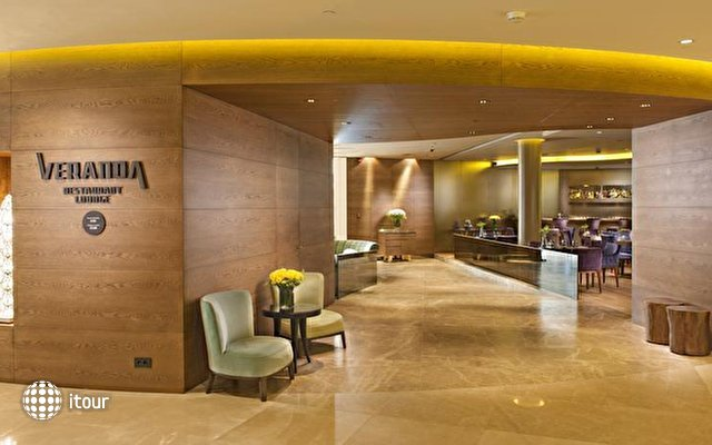 Intercontinental Ceylan Hotel Istanbul 3