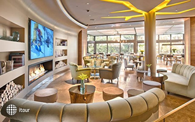 Intercontinental Ceylan Hotel Istanbul 7