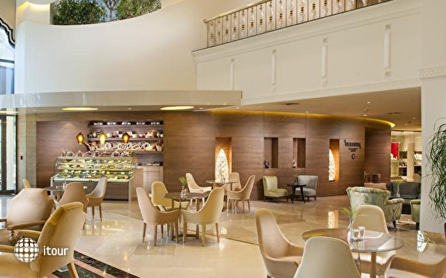 Intercontinental Ceylan Hotel Istanbul 8