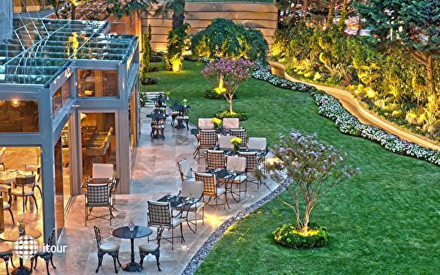 Intercontinental Ceylan Hotel Istanbul 11