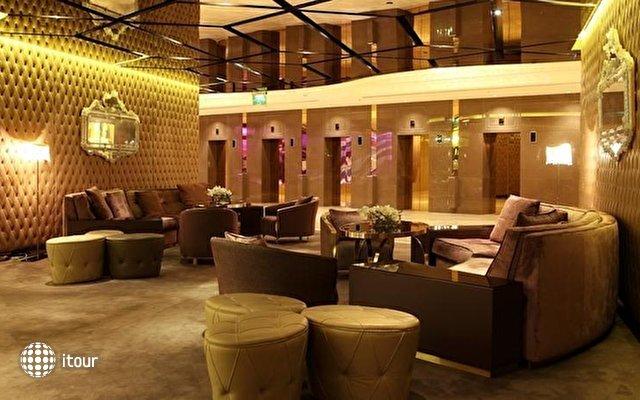 Intercontinental Ceylan Hotel Istanbul 12