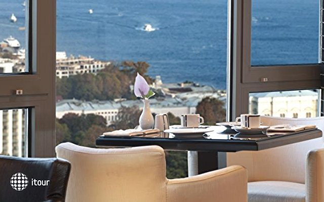 Intercontinental Ceylan Hotel Istanbul 15