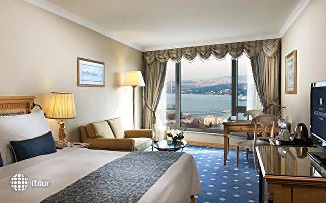 Intercontinental Ceylan Hotel Istanbul 16