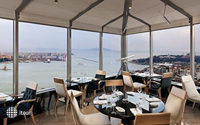 Intercontinental Ceylan Hotel Istanbul 18