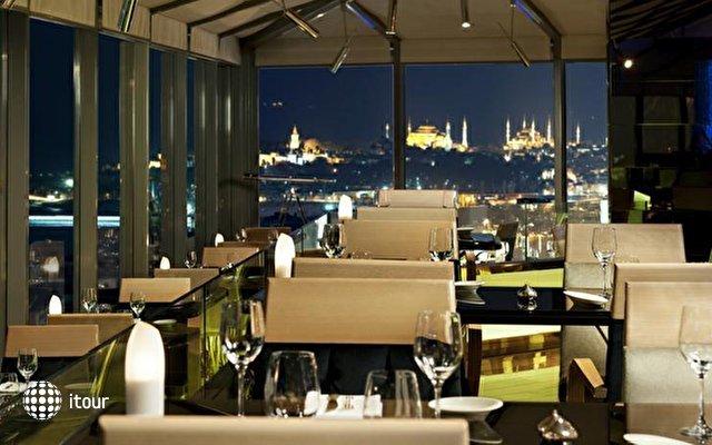 Intercontinental Ceylan Hotel Istanbul 19