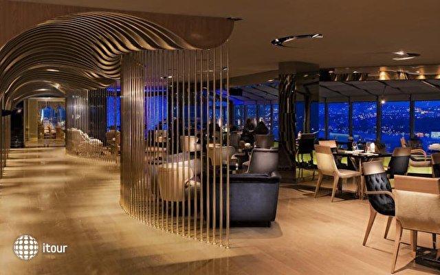 Intercontinental Ceylan Hotel Istanbul 20
