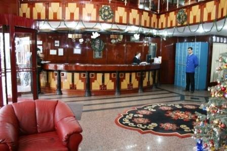 Cara Hotel    3