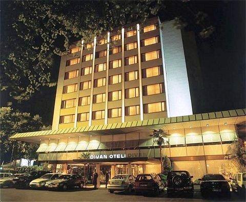 Divan Istanbul Hotel 1