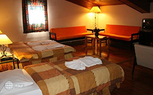 Uslan Hotel (ex. Akfen Club) 8