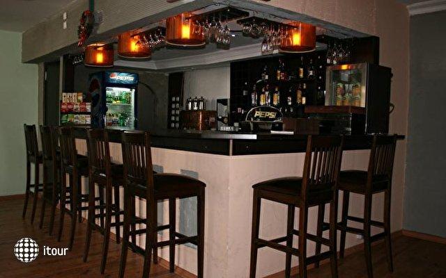 Uslan Hotel (ex. Akfen Club) 5