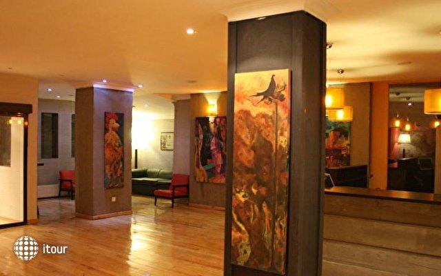 Uslan Hotel (ex. Akfen Club) 2
