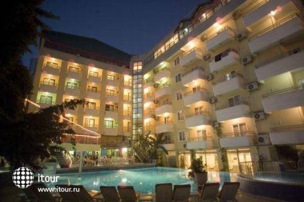 Alaiye Kleopatra Hotel & Apart 1