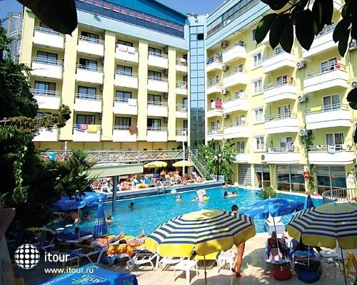 Alaiye Kleopatra Hotel & Apart 4