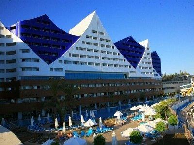 Orange County Resort Alanya ( Ex.vikingen Quality ) 8