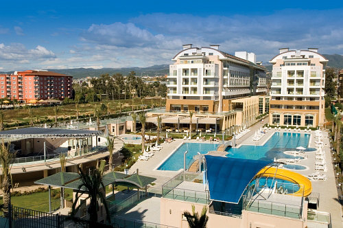 Hedef Resort & Spa 1