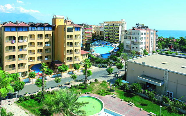 Gunes Sun Time Hotel 1