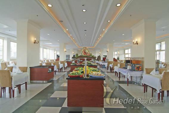 Hedef Rose Garden Hotel 12