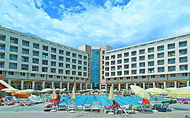 Hedef Rose Garden Hotel 9