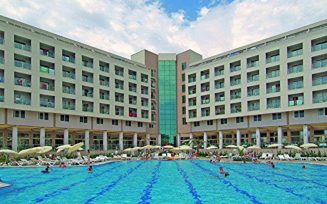 Hedef Rose Garden Hotel 4