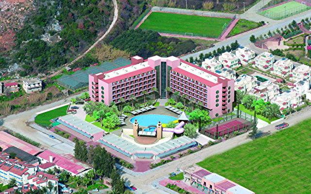 Hedef Rose Garden Hotel 1