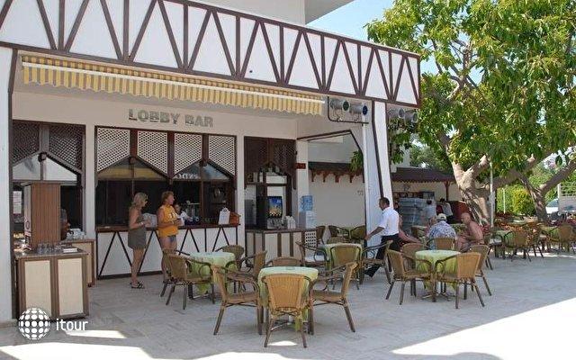 Yalihan Aspendos Hotel  6