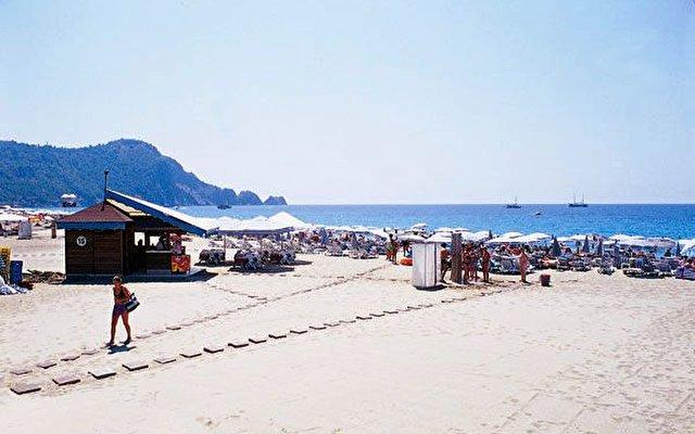 Kleopatra Sahara Beach 6