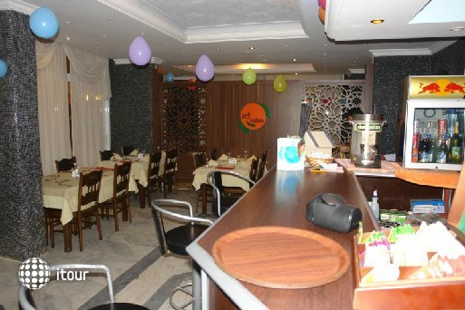 Monart City (ex. Aytap) Hotel 5