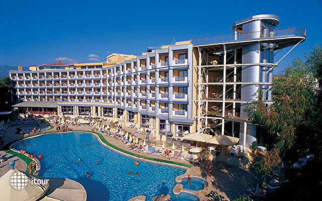 Grand Kaptan Hotel 9