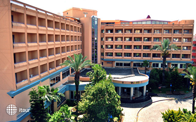 Grand Kaptan Hotel 7