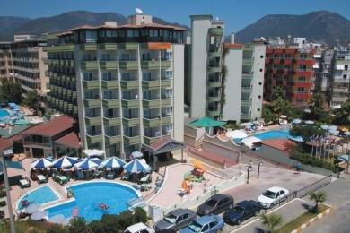 Krizantem Hotel 2