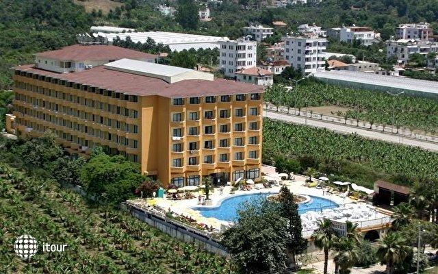Sunshine Hotel 1