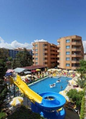 Merlin Beach Park Hotel 1