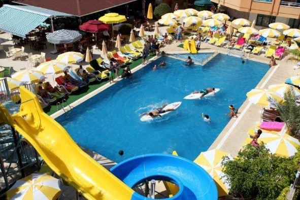 Merlin Beach Park Hotel 8