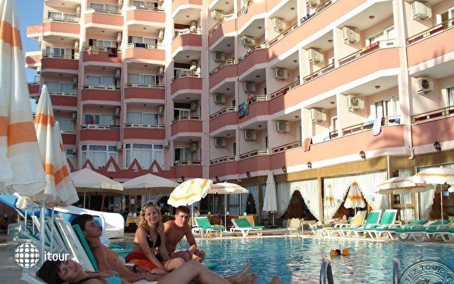 Grand Bayar Beach Hotel (ex. Turkmen Hotel) 7