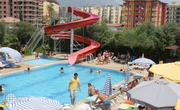 Grand Bayar Beach Hotel (ex. Turkmen Hotel) 10