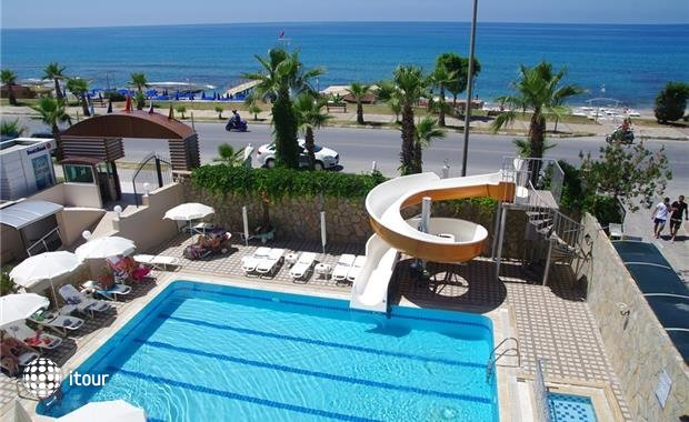 Grand Bayar Beach Hotel (ex. Turkmen Hotel) 9