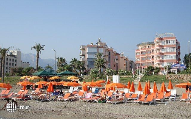 Grand Bayar Beach Hotel (ex. Turkmen Hotel) 2
