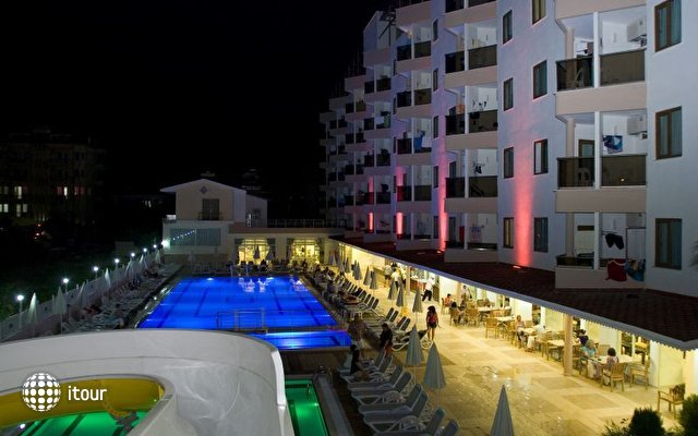 Atlas Beach Hotel 6