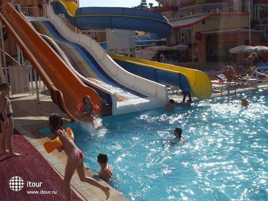 Klas Hotel Dom (ex.grand Sozbir) 9