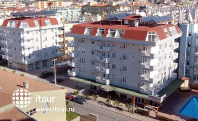 Hotel Huska Plaza 1