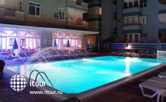 Hotel Huska Plaza 6